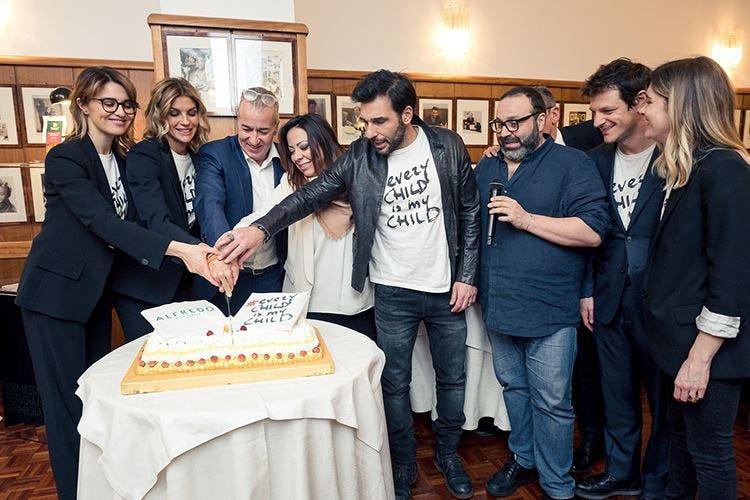 """Fettuccine Alfredo Day per beneficenza Cena a favore di """"Every child is my child"""""""