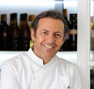 Filippo la mantia approda al ristorante del jumeirah grand for Ristorante filippo la mantia roma