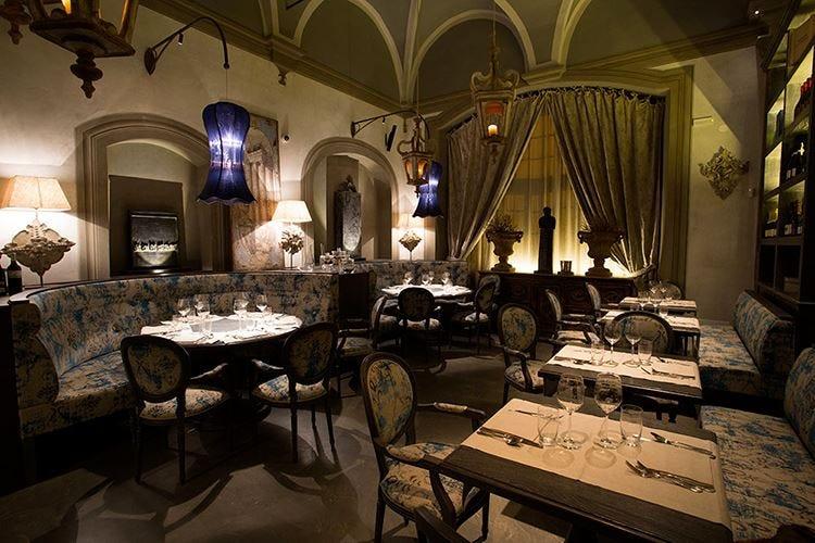 Firenze, approccio fresco alla tradizione Gianluca Renzi entra in cucina al Locale