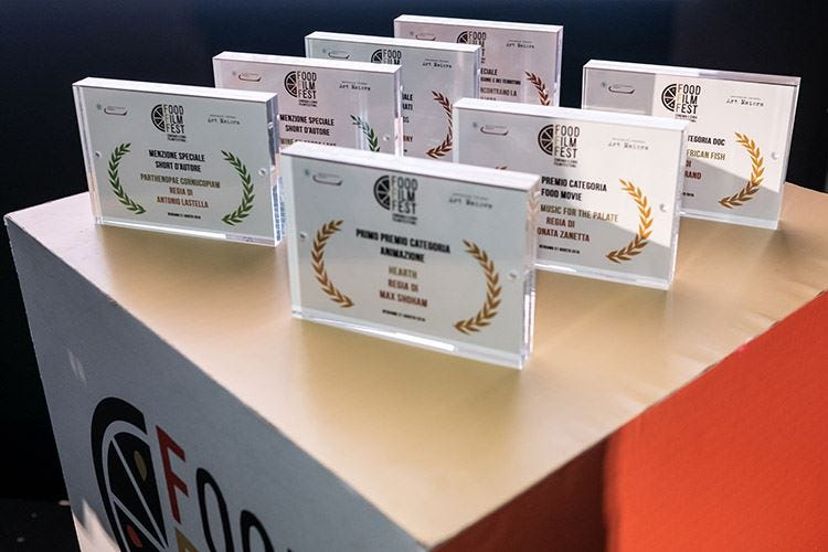 I premi del Food Film Fest 2019 Tra i vincitori anche un indiano
