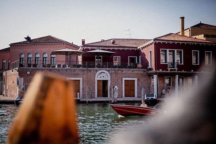 Food e creatività a Murano col nuovo hub Punta Conterie