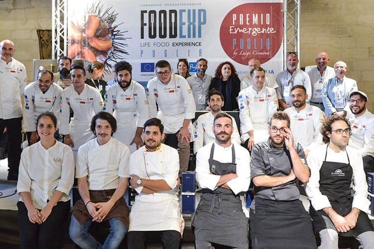 FoodExp, food changer protagonisti A Lecce la cucina tra storie ed emozioni