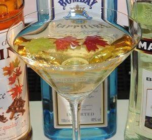 Forever Martini