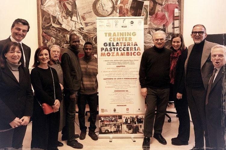 Carpigiani University vola in Africa Formazione in Mozambico ed Etiopia