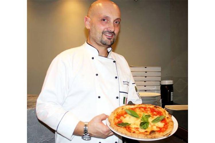 Fortunato Ostacolo, cuoco e pizzaiolo «A Dubai uso solo prodotti made in Italy»