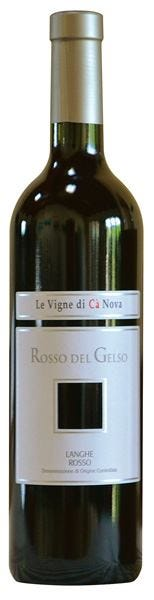 Rosso del Gelso 2011Langhe Doc Rosso