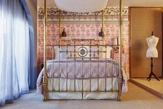 The Palace hotel, certificato ecofriendly e suite di design nel cuore di Malta