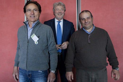 Sicilia, Campania e Spagna trionfano al concorso Olio Capitale 2014