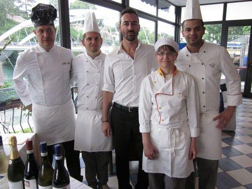 Piatti lombardi sposano i vini di Langa Il menu vincente della ...
