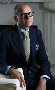 Francesco Mussinelli del Capri Palace Maitre dell'anno 2009 per L'Espresso