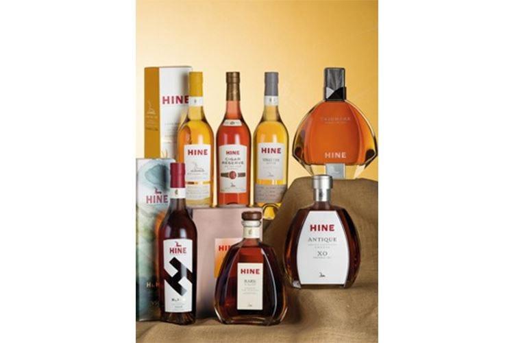 Fratelli Rinaldi amplia la gamma di Cognac Hine distribuiti in Italia