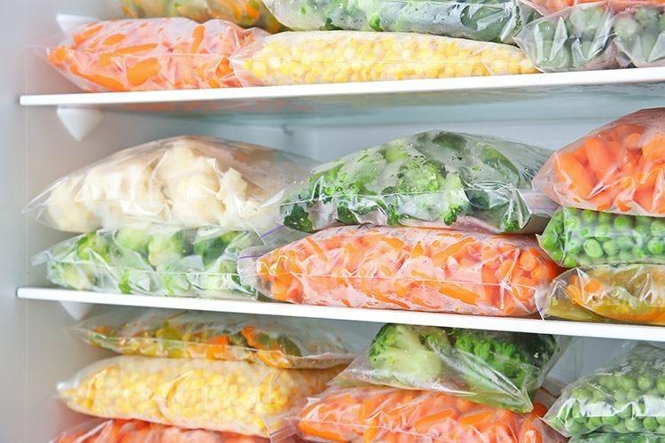 Freddo in cucina Garanzia di qualità dei cibi e salute