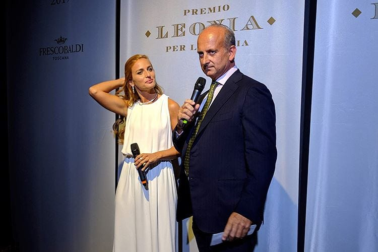 Frescobaldi, a Beatrice Venezi il Premio Leonia per l'Audacia