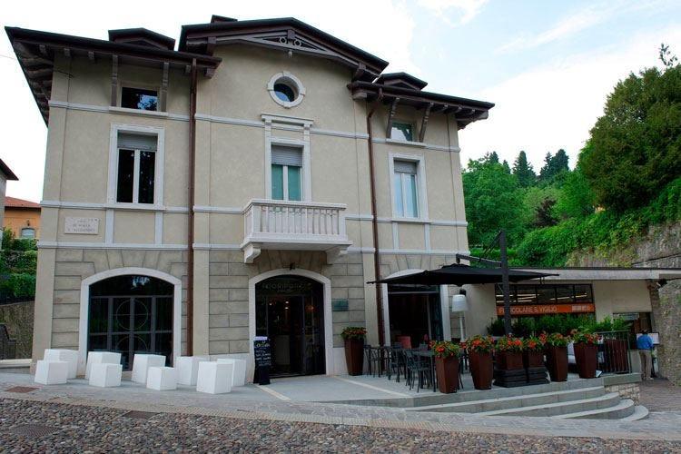 Fuoriporta House a Bergamo Alta Slow food e accoglienza da boutique hotel