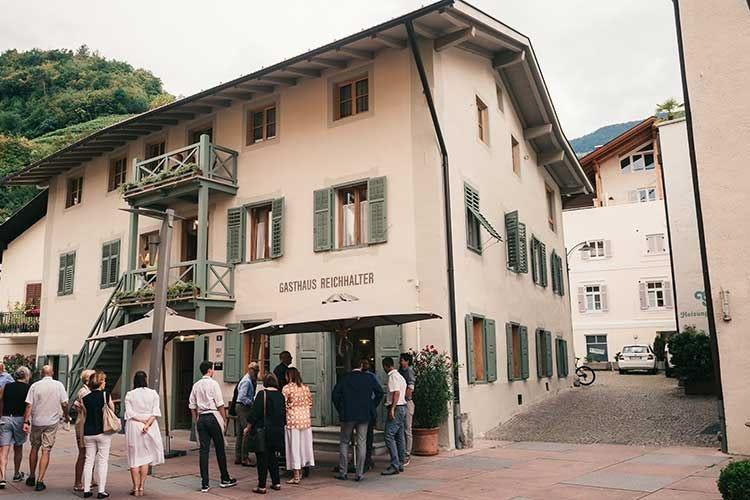 Gasthaus 1477 Reichhalter A Lana gusto e ospitalità altoatesine