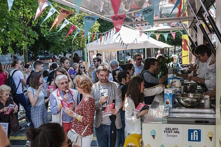 Gelato Festival All Stars a Firenze la sfida tra i migliori gelatieri