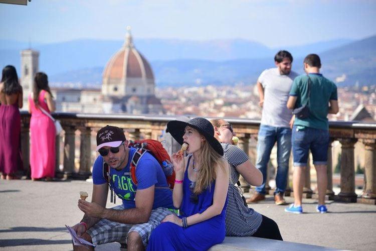 Gelato Festival parte da Firenze Tour europeo per l'artigianale italiano