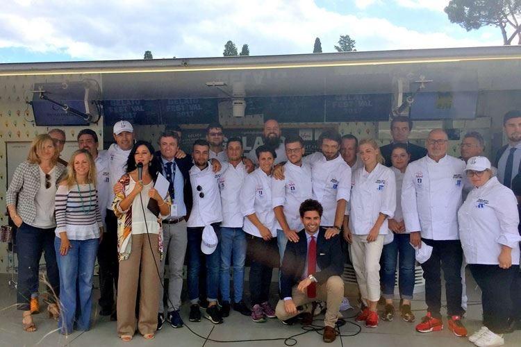 Gelato Festival, finale europea A Firenze 16 gusti in gara