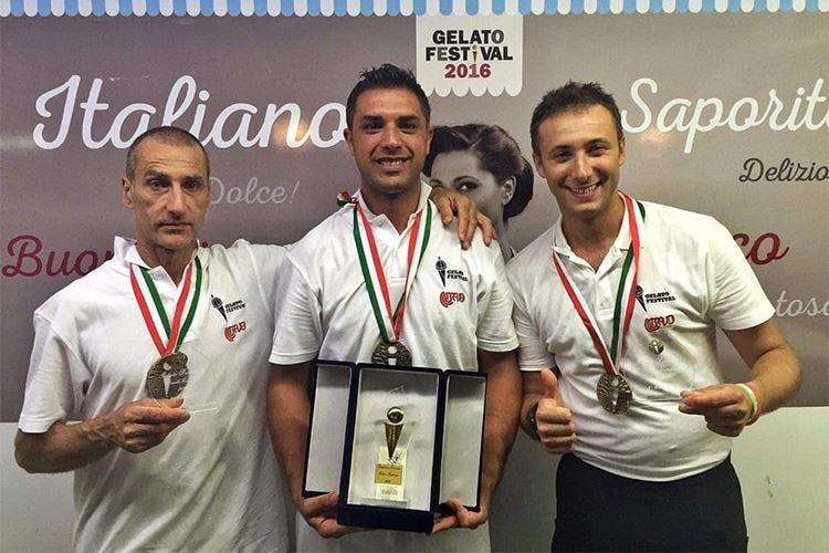 Eugenio Morrone trionfa al Gelato Festival con il gusto Mandarino Tardivo