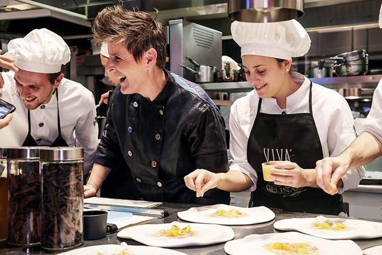 "Gelinaz anche in casa Viva La Varese ""cucina"" l'austriaco Mraz"
