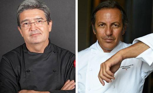Il Charleston di Palermo ospite a Milano Al ristorante di Filippo La Mantia