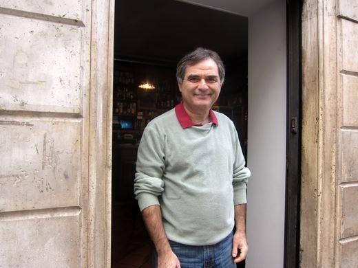 Toni popolari all'enoteca Al vino Al vinoAllegria e qualità nel centro di Roma