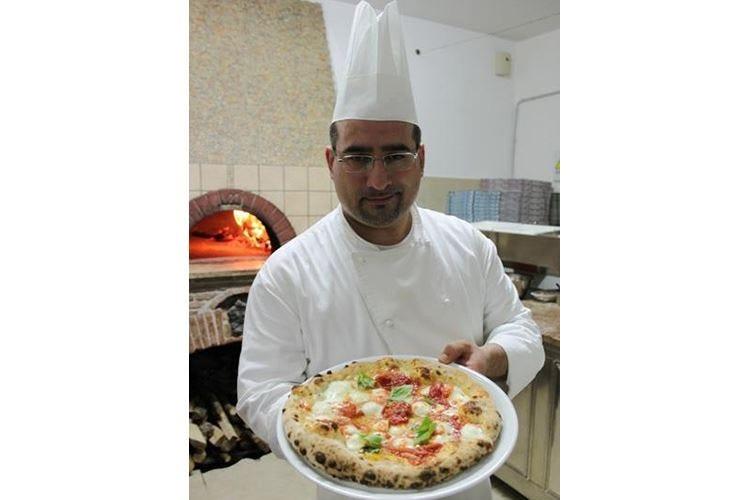Gianfranco Iervolino di Morsi & Rimorsi «L'impasto è il punto di forza della pizza»