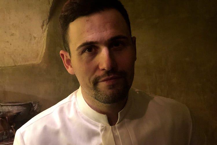 Gianluca Renzi approda a I Portici «Amo la cultura della pasta»