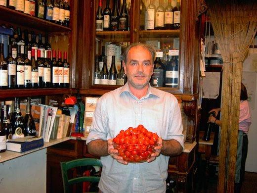 Il buon gusto toscanoalla Casa del vino di Firenze