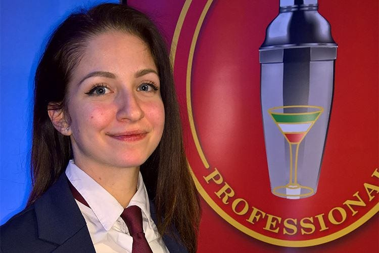 Giorgia Festi: «Quello del barman è il mestiere più bello del mondo!»