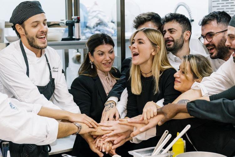 Giovane consapevolezza al Seven Restaurant di Palermo
