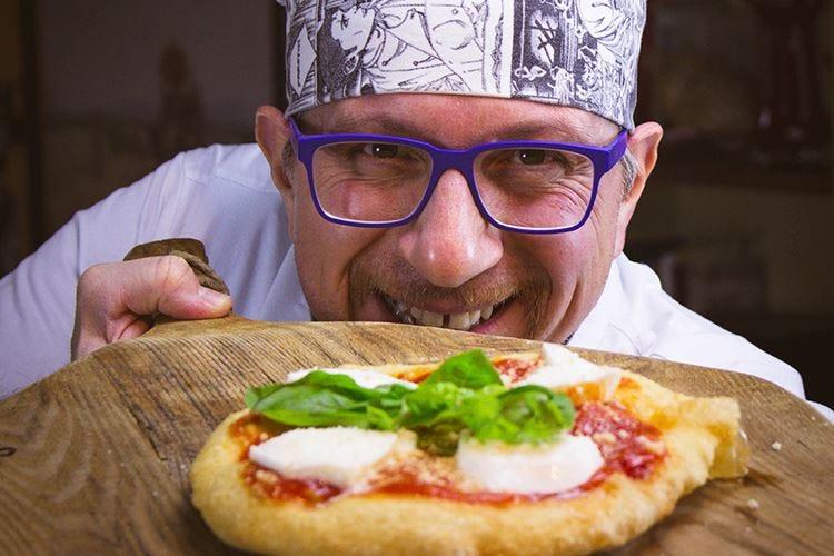 Giovanni Santarpia, Pizzaiolo dell'anno «La pizza unisce e non divide!»