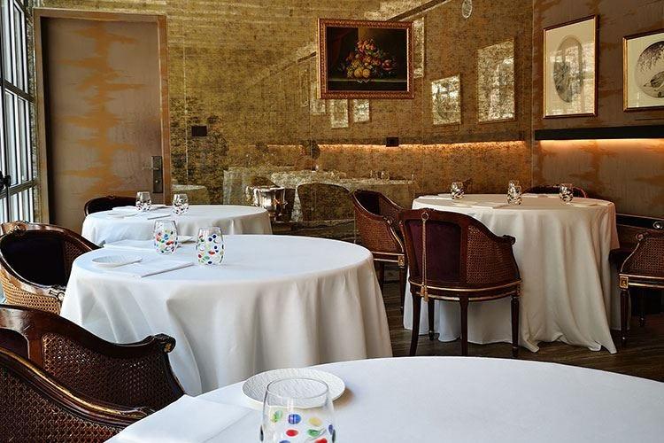 Glam, non il solito ristorante Il tocco di Bartolini a Venezia