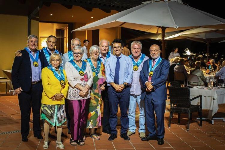 Al Golf Club Bergamo la cena calabrese in memoria di Mimmo Amaddeo