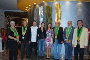 La cucina dell'Hotel Settecento conquista i Gourmet degustateur