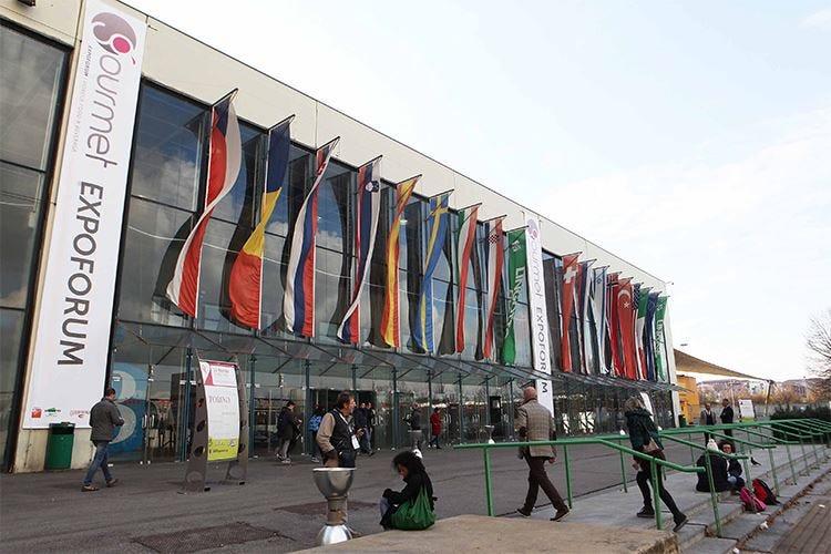 Gourmet Expoforum, conto alla rovescia Nuove tendenze e tecnologie per l'Horeca
