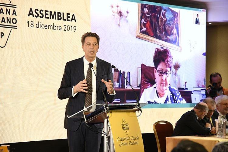 Grana Padano, +5% di forme 2019 positivo nonostante i dazi