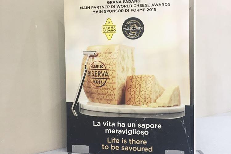 Grana Padano Dop Grande successo a Forme 2019