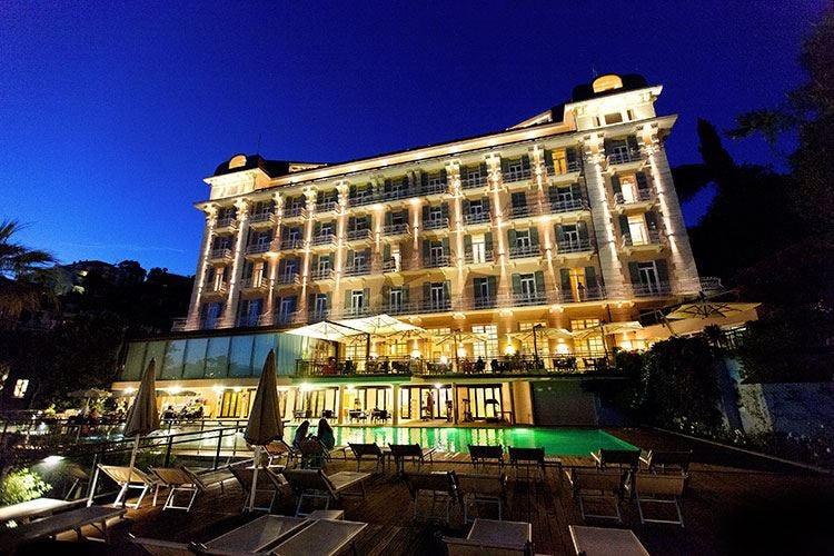 Grand Hotel Bristol di Rapallo Finger food e dj set per la primavera