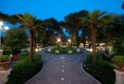 £$Dejeuner sur l'herbe$£, tra uova e pan cake il brunch del Grand Hotel Rimini