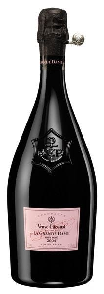 Veuve Clicquot La Grande Dame 2004 Champagne Rosé Brut
