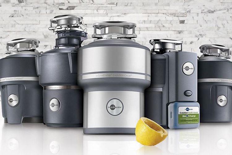 Cucina senza odori e rifiuti grazie al dissipatore InSinkErator
