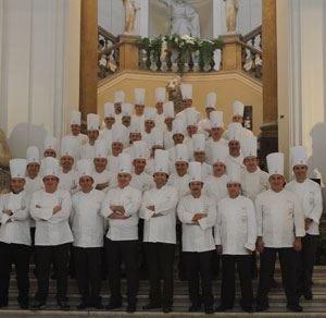 I virtuosi della pasticceria italiana a Parma per il Simposio annuale
