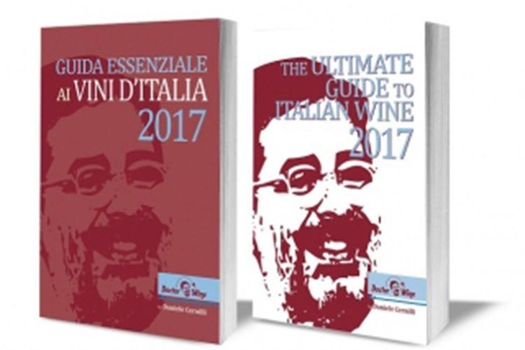 """Toscana in vetta sulla guida di Cernilli 220 i """"Faccini"""" totali sull'edizione 2017"""