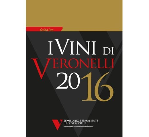 """Guida Veronelli, 301 """"Super Tre Stelle"""" Toscana in vetta con 100 eccellenze"""