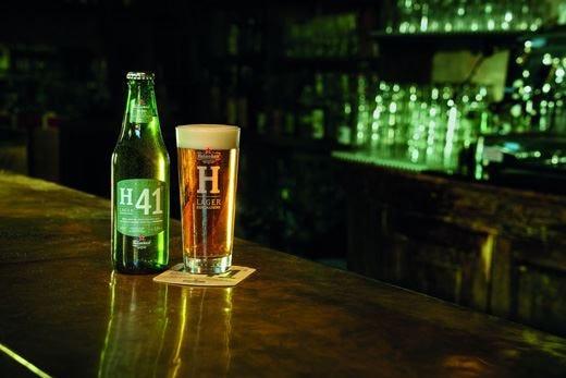 H41 la prima birra limited edition delle Heineken Lager Explorations