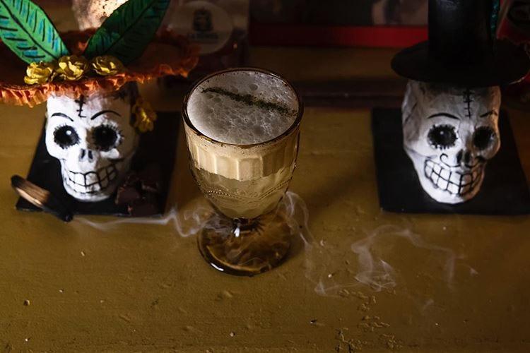Una proposta per Halloween El Dia de los Muertos