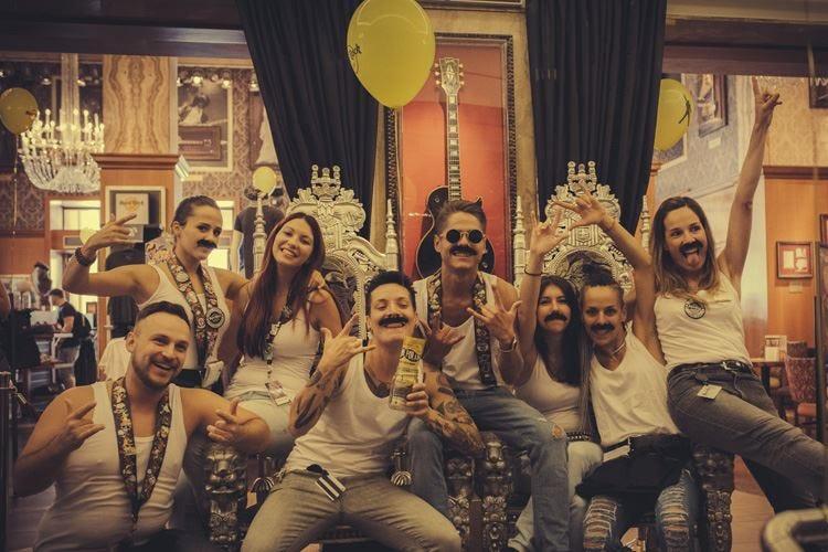 All'Hard Rock Cafe di Firenze festa per i 72 anni di Freddie Mercury