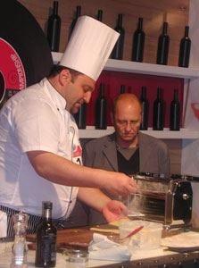 Salvatore Chierchia campione mondiale della Pizza