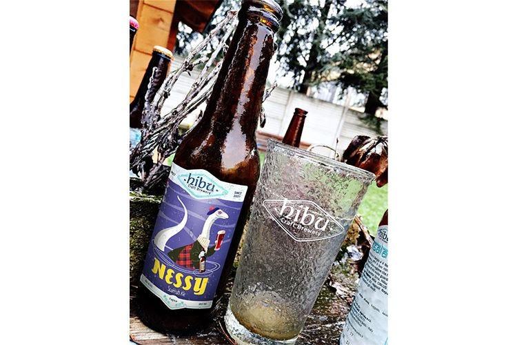 """Hibu e il birraio Michele Anzolin insieme danno vita alla scottish ale """"Nessy"""""""